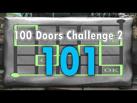 101 дверь игра прохождение является только