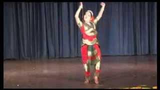Baratanatyam Dance Thulasi Babu