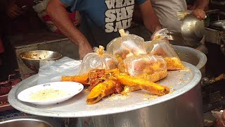 Nalli Biryani Street Food of Karachi Pakistan