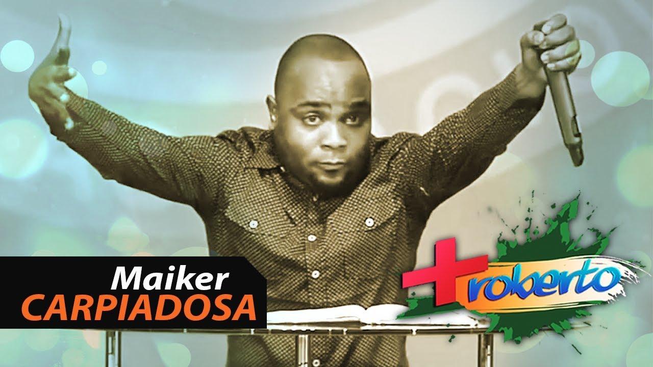 El pastor Maiker Carpiadosa