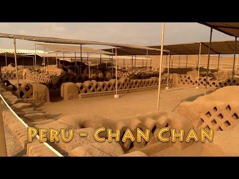 Peru Rundreise, Chan Chan, Sehenswürdigkeiten bei Trujillo (7/15)