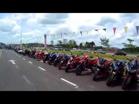 OTW!! Samarahan 5th Bike Fest DAY 1 - 1#