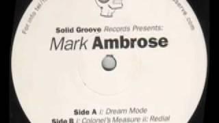 Mark Ambrose Redial