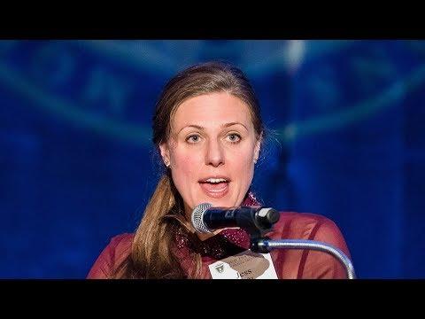 Jessica Kensky, RN talks about her experience as a Boston Marathon bombing survivor.