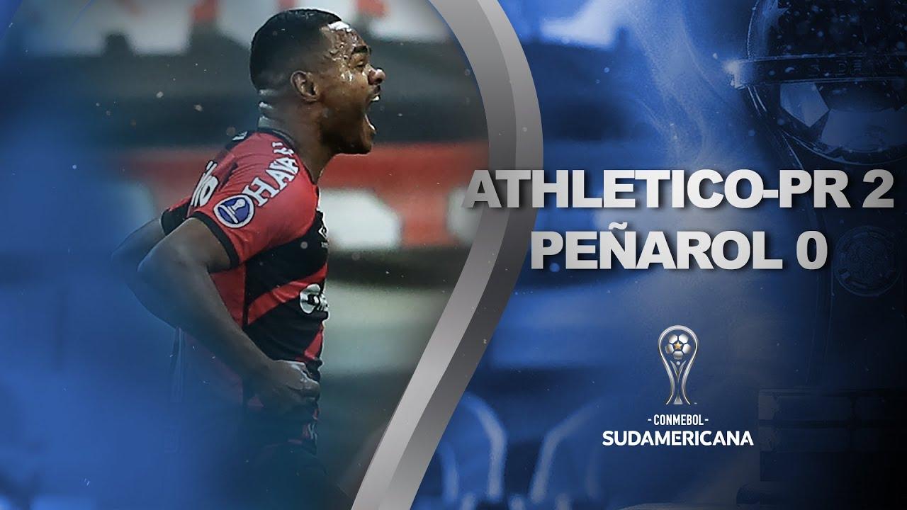 Download Athletico Paranaense vs. Peñarol [2-0] | RESUMEN | Semifinal | Vuelta | CONMEBOL Sudamericana 2021