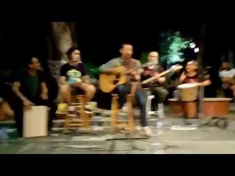 Tertanam - Tony Q Rastafara at Join Kopi, Bulungan