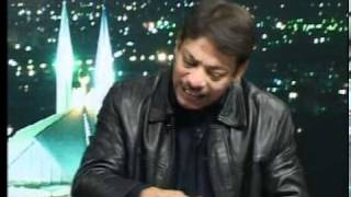 Faisal raza abidi loses temperament.... great fight