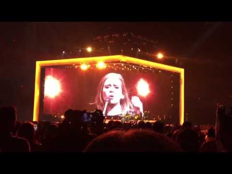 Adele Live in Phoenix, AZ| Hello Cass