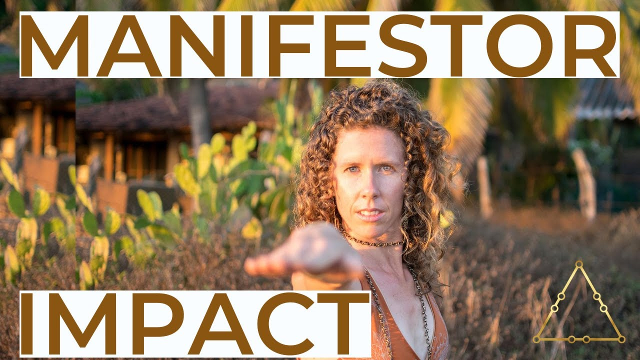 Human Design Manifestor IMPACT // Understand your IMPACT as a Human Design MANIFESTOR