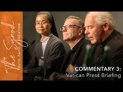 Word from Rome - Commentary #3 - Vatican Press Briefing
