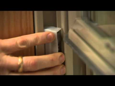 Simonton Window Replacement Parts >> How To Replace The Balance On A Double Hung Window Youtube