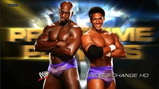 WWE Prime Time Players (Darren Young & Titus O