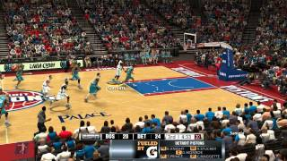 NBA 2K13 PC Online Game - JaoSming vs Leftos Teaser