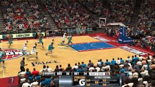NBA 2K13 PC Online Game - JaoSming vs Leftos Teaser