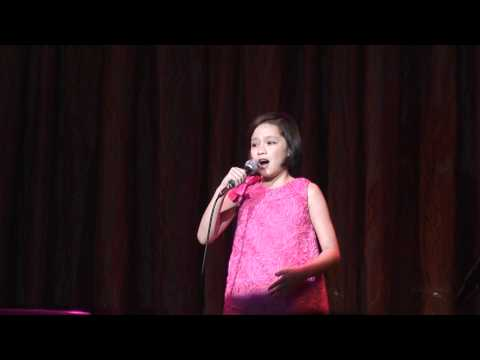 """Thea Reyes """"Where is Love"""" 31 May 2014"""