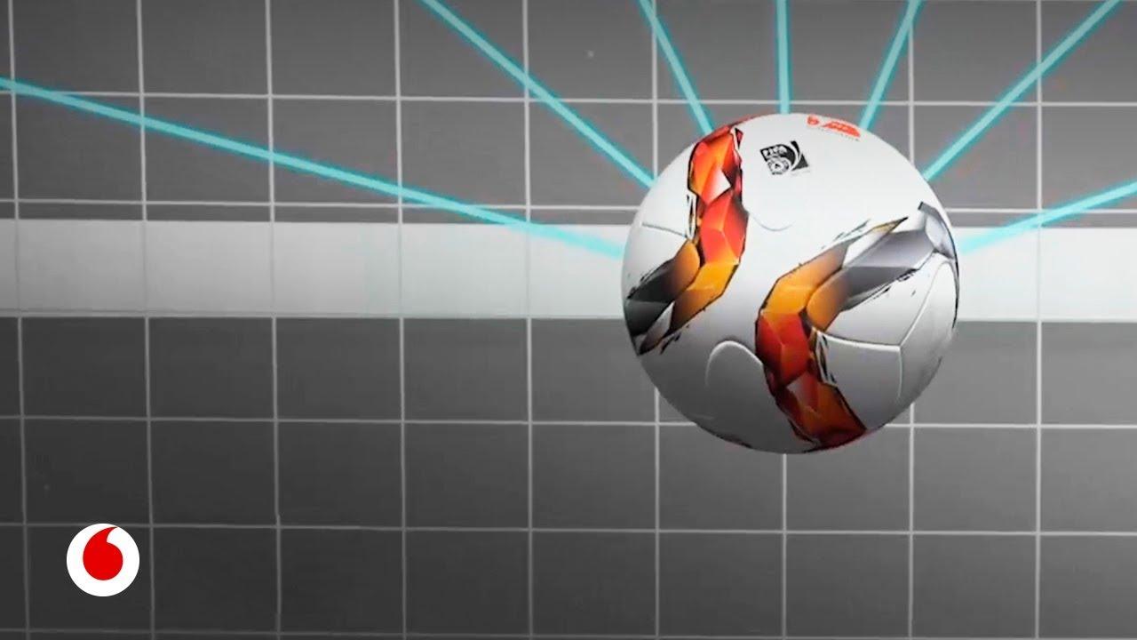 Así funciona el ojo de halcón que evita los goles fantasma en el fútbol