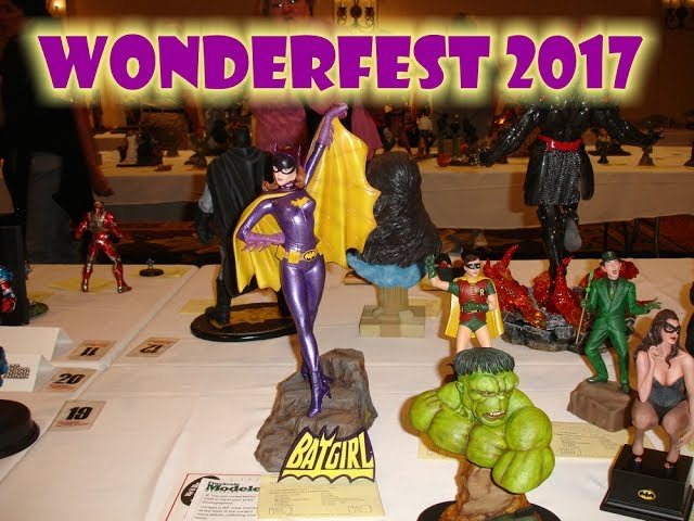 Aztek Dummy Special Report - Wonderfest 2017