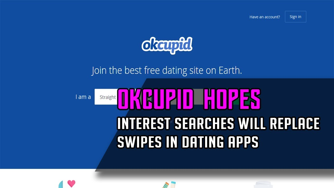 Dating searches