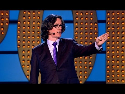 Ed Byrne on Homeless Cats  - Live at the Apollo - Series 7 - BBC Comedy Greats