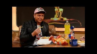 Dennis brings Raab Currywurst with - TV total