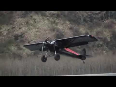 Vertical Takeoff and Landing, Alaskan Bush Pilot Style