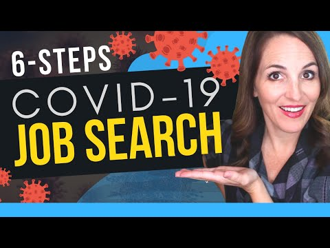 Job Searching During COVID-19 (Coronavirus) – How To Job Hunt In An Economic Crisis