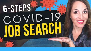Job Searching During COVID19 (Coronavirus)  How To Job Hunt In An Economic Crisis