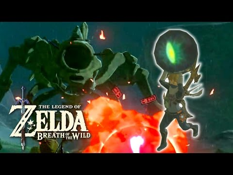 WHAT HAPPENS WHEN YOU BRING A STALNOX TO CIVILIZATION? [Zelda BOTW]