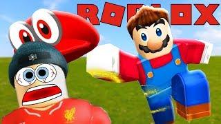 Super Mario Invasion | Roblox Adventure - Roblox Gameplay
