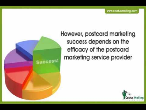 Postcard Mailing Service