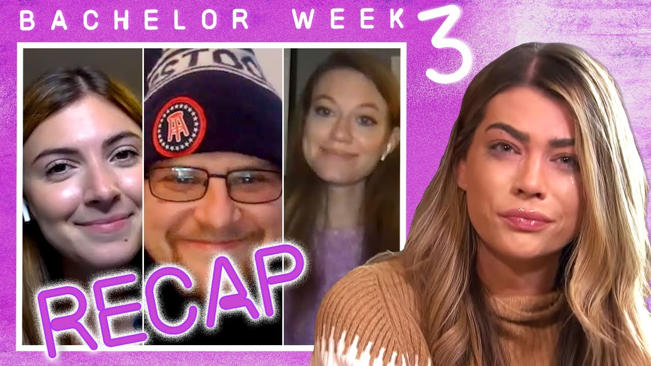 You Can't Sit With Us (The Bachelor Week 3 Recap) - Chicks in the Office 1/20/21