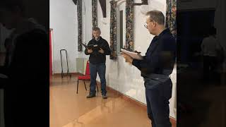 The Every Brothers play - Interview and rehearsal photos