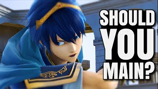 Should You Main Marth in Smash Ultimate?