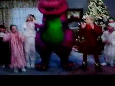 barneys christmas part 1 - Barney Christmas Movie