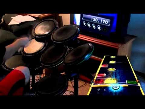 Rock Band 3: Llama 1st Ever Expert Pro Drum 100% FC [ERG]
