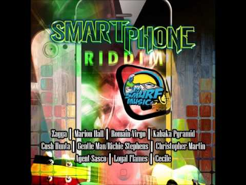 Smart Phone Riddim Mix  2014 REGGAE (DJ SMURF PRODUCTIONS) mix by Djeasy
