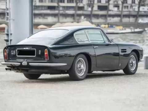 Aston Martin DB Vantage For Sale YouTube - Aston martin db6 for sale