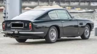1968 Aston Martin DB6 Vantage - For Sale