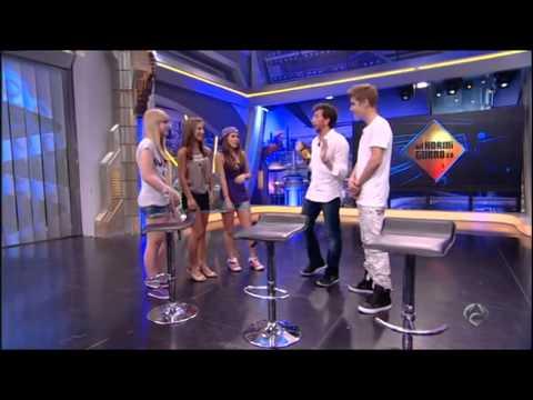 El Hormiguero - Justin Bieber pone a prueba a sus fans