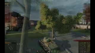 WoT: T-15, Ensk, 7 kills and no Top Gun