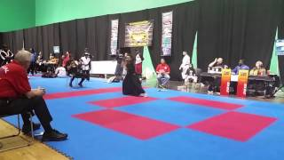 Haley Glass: XMA Sword; Blitz Mayan Challenge, FL Championship