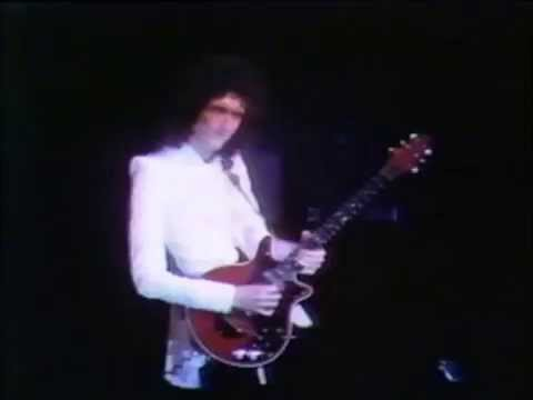 7. Good Old Fashioned Lover Boy (Queen In Houston: 11/12/1977) [Filmed Concert]