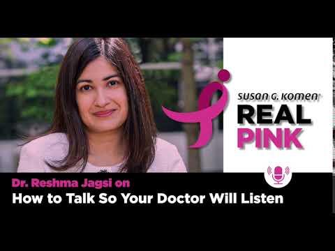 Real Pink - Dr. Reshma Jagsi