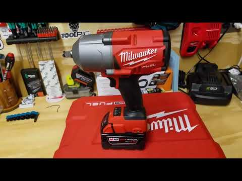 MILWAUKEE M18 FUEL™GEN 2 1/2 In. High Torque Impact Wrench (2767-20) Review