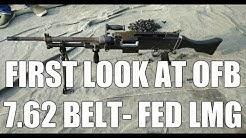 OFB belt-fed 7.62X51 LMG