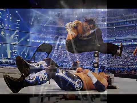 wwe wrestlemania 25 jeff hardy vs matt hardy photos