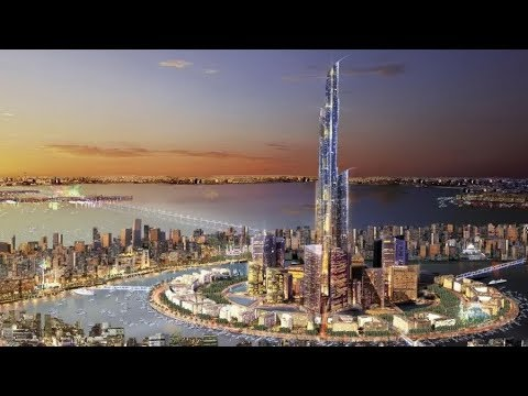 Future Kuwait 2035 - $150 Billion MegaProjects and Man-Made Islands of the Future