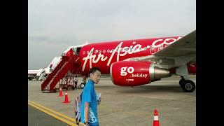 Membeli Tiket Penerbangan Semudah ABC dengan Apps Air Asia