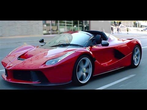 LaFerrari Aperta: Best Official Car Commercial Ever?            CARJAM TV HD