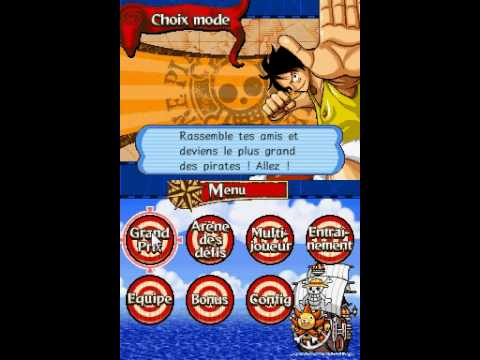 jeu ds one piece gigant battle 2